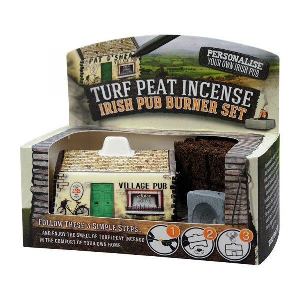 Irish Pub Burner Set